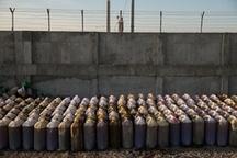 کشف ۶ هزار لیتر سوخت قاچاق در استان کرمان
