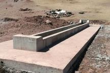 احداث 99 آبشخور برای تامین آب مورد نیاز دام ها در مراتع طبیعی کردستان