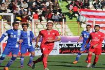 لیگ دسته اول فوتبال؛ میزبانی نفت مسجد سلیمان از سپیدرود رشت