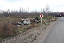 سانحه رانندگی در شاهین دژ یک کشته و 2 زخمی برجا گذاشت