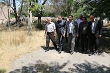 شهرداری تبریز باغ صفاری را ساماندهی میکند  اعلام آمادگی برای تملک و احداث پارک محلی در غرب تبریز