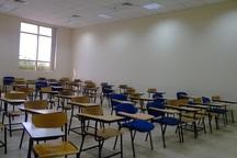 مدارس نوبت عصر پنجشنبه ایذه تعطیل  شدند