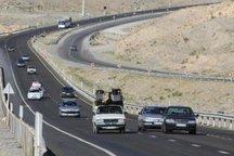 ترافیک روان در جاده های خراسان شمالی برقرار است