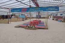 دو نوروزگاه در تیران و کرون افتتاح شد