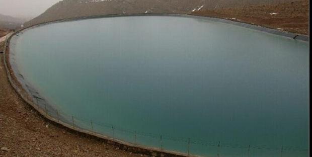 زلزله به استخر ذخیره آب شهمیرزاد خسارت وارد نکرد