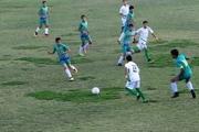 تیم فوتبال نوین فولاد یزد از نوژن اصفهان شکست خورد
