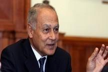 تازهترین موضع دبیرکل اتحادیه عرب علیه ایران