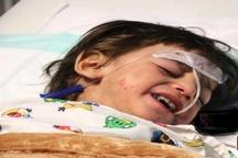 چرخ گوشت انگشتان دختر بچه 2 ساله را بلعید