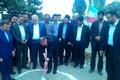 افتتاح 5 طرح مخابراتی در گلستان با حضور وزیر ارتباطات