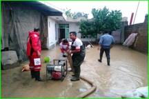 617 نفرگرفتار در بارندگی شدید خوزستان امدادرسانی شدند