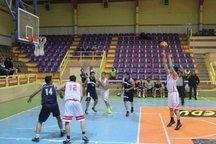 مسابقات بسکتبال قهرمانی جوانان کشور در رشت آغاز شد