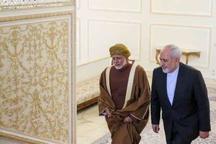 دیدا وزیر خارجه عمان با ظریف