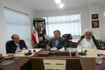 نشست شورای آموزش و پرورش  رودسر با حضور فرماندار