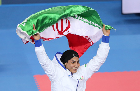 حمیده عباسعلی: کاراته نقطه عطف کاروان ایران در المپیک 2020 است/ ژاپنیها به دنبال حداکثر مدال از کاراته هستند