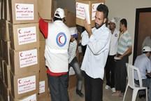 ارسال اولین محموله کمکهای انسان دوستانه کویت به سیل زدگان ایران