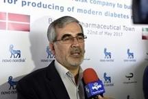 بازدید استاندار البرز از کارخانه تولید داروهای دیابت در کشور