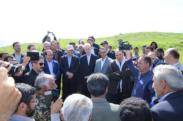 استاندار آذربایجان شرقی: علاقه مند به استفاده از تجارب مدیریریت سیل هستیم