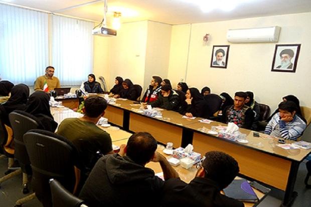 دانشجویان در یاسوج با حمایتهای بنیاد ملی نخبگان آشنا شدند