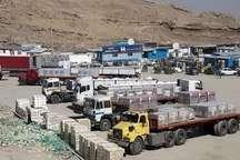 صادرات 1.8میلیارد دلاری کالا از طریق گمرکات و بازارچه های استان کرمانشاه