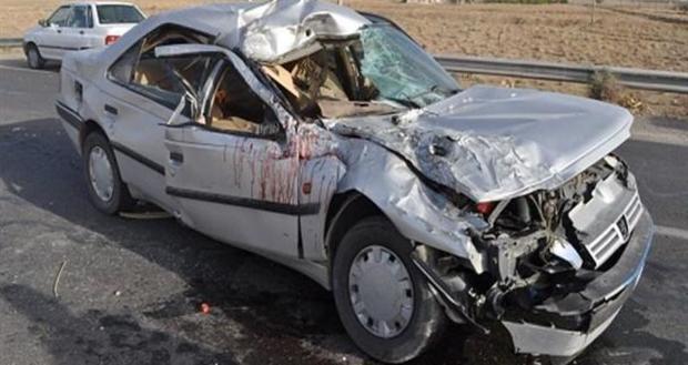 سانحه رانندگی در جیرفت چهار کشته برجا گذاشت