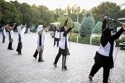 جشنواره ورزشی بانوان در قزوین برگزار شد