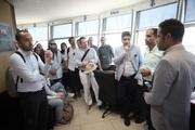 دانشگاهیان اتریشی از تاسیسات بندری بوشهر دیدن کردند
