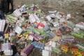 در شهریور، بیش از ۱۰ تن مواد غذایی فاسد و تاریخ مصرف گذشته معدوم شد