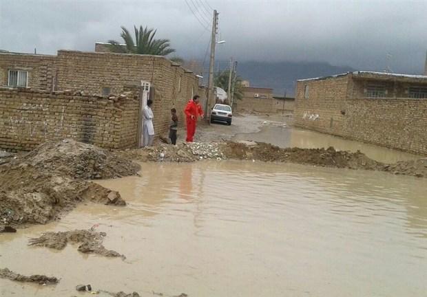 هلال احمر کرمان به بیش از 900 سیل زده امدادرسانی کرد