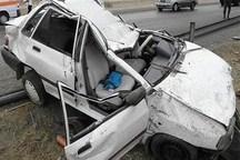 تصادف های فوتی استان بوشهر 30 درصد کاهش یافت