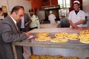 ۸۰ نانوایی غیرمجاز در مشهد پلمپ شد