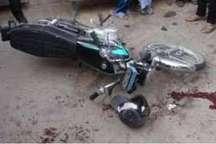 سقوط مرگبار سه موتورسیکلت به دره افزایش پنج برابری مرگ موتورسوران درهمدان