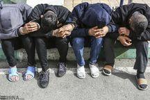 ۷ نفر از عوامل سرقت ۱۲ کیلوگرم طلا دستگیر شدند