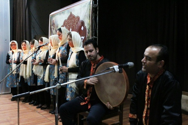 برنامه خیام خوانی برای اولین بار در لاهیجان اجرا شد