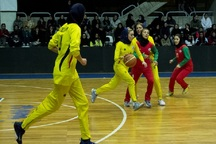 بسکتبال برتر بانوان  صدرای شیراز با پیروزی آغاز کرد