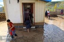 سیلاب در خراسان شمالی خسارت به بار آورد