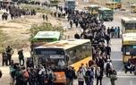 زائران اربعین 21 استان از مرز مهران تردد می کنند