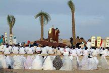 جشنهای قربان تا غدیر در شهرهای سیستان و بلوچستان در حال برگزاریست