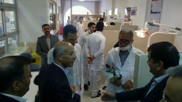 دندانپزشکان استان یزد تجلیل شدند