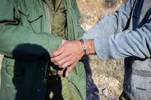 2 شکارچی غیرمجاز در البرز دستگیر شدند
