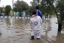 امداد رسانی به سیل زدگان سیستان و بلوچستان پایان یافت
