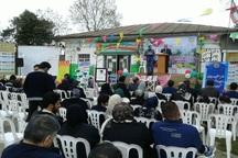 جشنواره نوروز با کتاب در آستارا برگزار شد