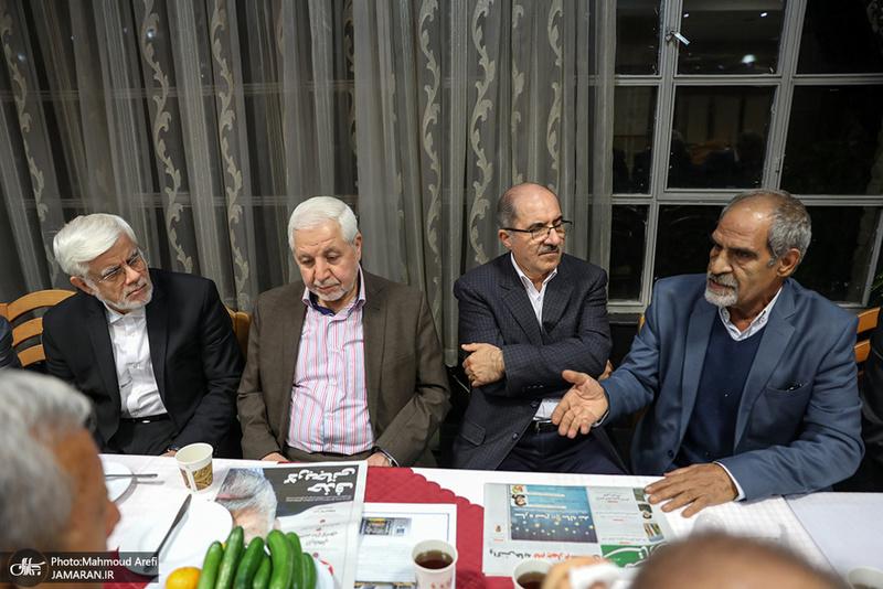 مراسم دهمین سالگرد انتشار روزنامه «ستاره صبح»