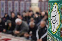 مراسم سوگواری عصر عاشورا در مصلی رشت برگزار شد