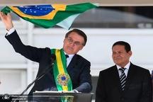 «ترامپِ برزیل» آمد+ تصاویر