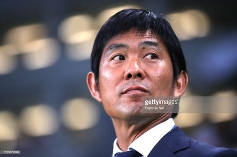 سرمربی ژاپن: قطر قویتر از ما بود