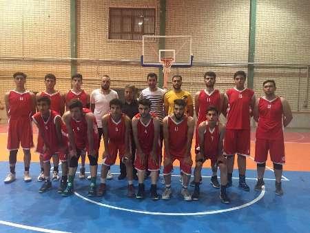 رقابت های بسکتبال جوانان استان های شمالغرب کشور  در خلخال  شروع شد