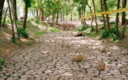 جوابیه وزارت نیرو در خصوص خشکیدگی چشمه مروارید شهرستان کوهرنگ