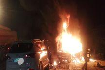 2 کشته و یک مصدوم در تصادف محور گناوه به دیلم