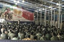 آیین بزرگداشت شهدای هوانیروز در اصفهان برگزار شد