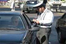 116هزارو 718 راننده متخلف درالبرز اعمال قانون شدند
